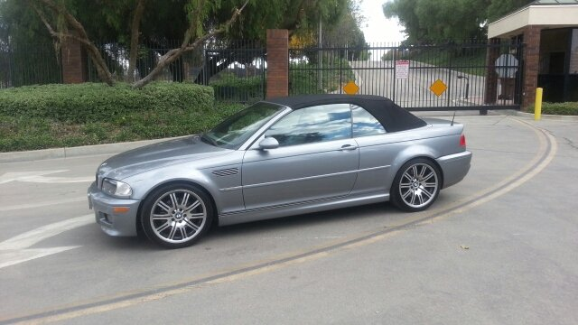 2003 BMW M3 for sale in La Puente CA