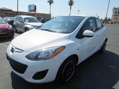 2012 Mazda MAZDA2 for sale in Las Vegas, NV