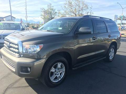 2010 Toyota Sequoia for sale in Las Vegas, NV