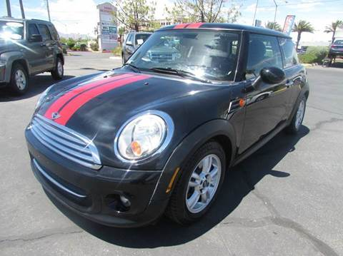 2012 MINI Cooper Hardtop for sale in Las Vegas, NV