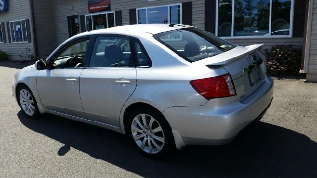 2009 Subaru Impreza AWD 2.5GT Premium 4dr Sedan 4A - Agawam MA