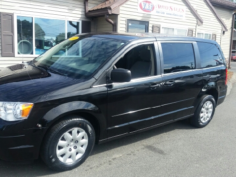2010 Chrysler Town and Country for sale in Agawam, MA