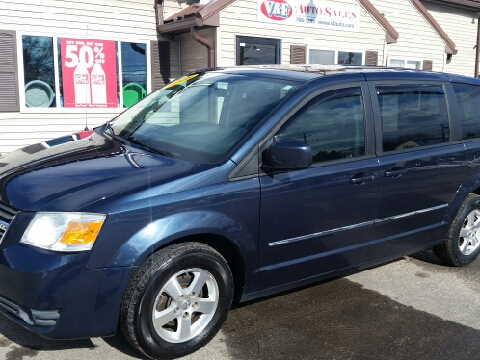 2008 Dodge Grand Caravan for sale in Agawam, MA