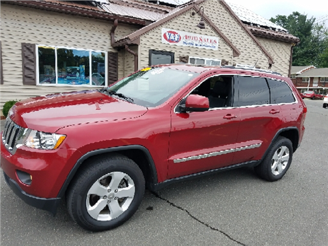2013 Jeep Grand Cherokee for sale in Agawam, MA