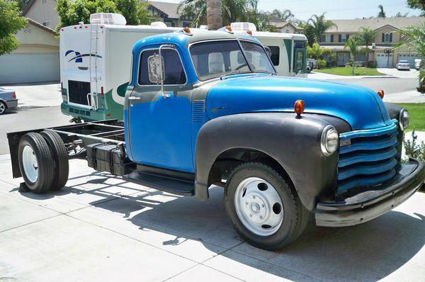 1948 Chevrolet 2 Ton