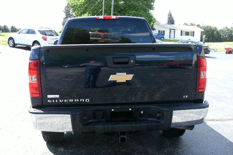 2011 Chevrolet Silverado 1500 4x4 LT 4dr Extended Cab 6.5 ft. SB - Middlebury IN