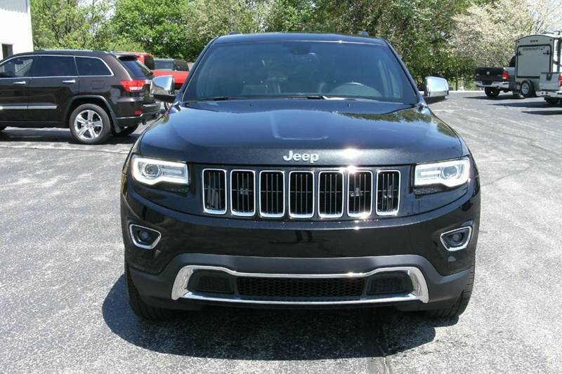 2016 Jeep Grand Cherokee 4x4 Limited 4dr SUV - Middlebury IN