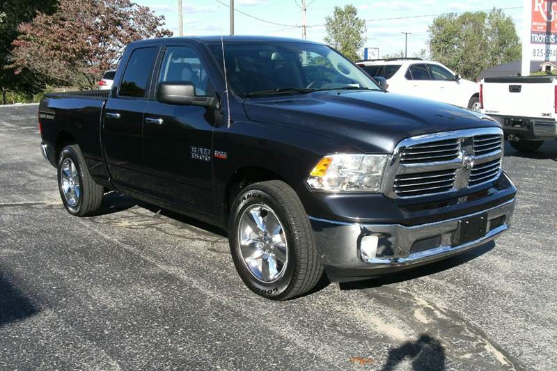 2016 RAM Ram Pickup 1500 Big Horn Fleet 4x4 4dr Quad Cab 6.3 ft. SB Pickup - Middlebury IN