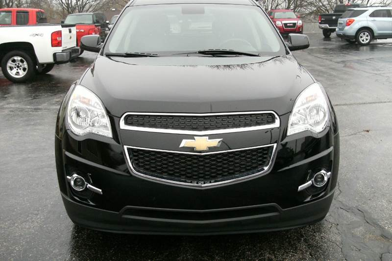 2015 Chevrolet Equinox LT 4dr SUV w/2LT - Middlebury IN