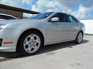 2010 Ford Fusion for sale in Mcallen, TX