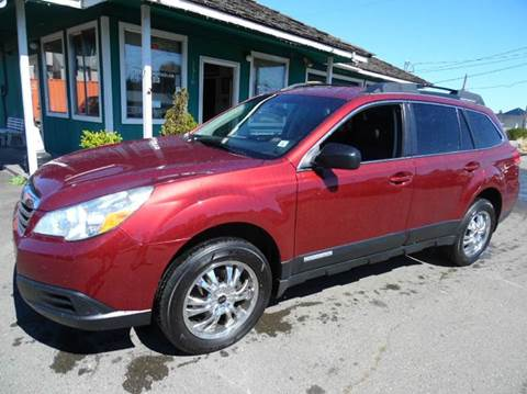 2012 Subaru Outback for sale in Port Townsend, WA