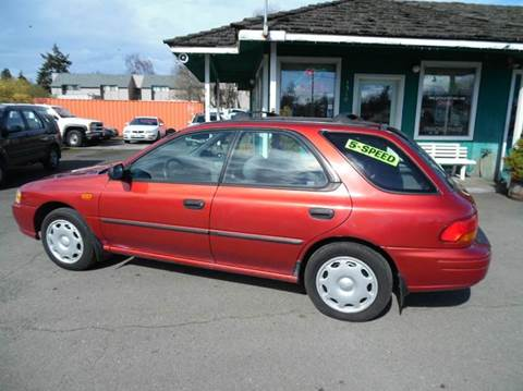 2000 Subaru Impreza for sale in Port Townsend, WA