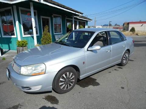 2004 Saturn L300 for sale in Port Townsend, WA