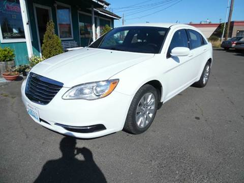 2014 Chrysler 200 for sale in Port Townsend, WA