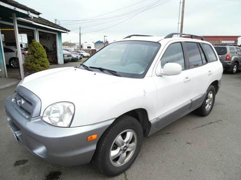 2006 Hyundai Santa Fe for sale in Port Townsend, WA