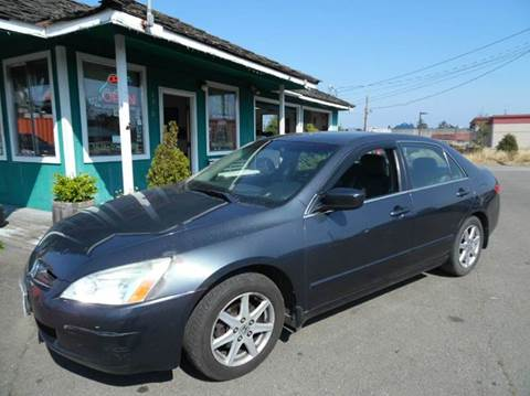 2003 Honda Accord for sale in Port Townsend, WA