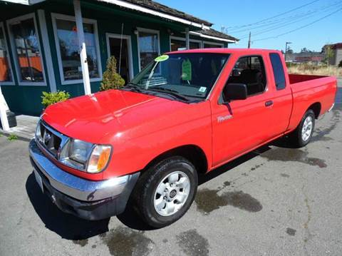 2000 Nissan Frontier for sale in Port Townsend, WA