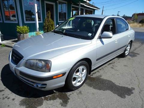2005 Hyundai Elantra for sale in Port Townsend, WA