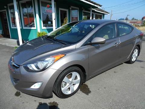 2013 Hyundai Elantra for sale in Port Townsend, WA