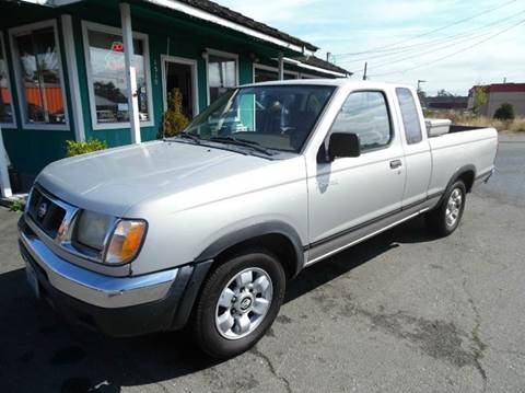 1998 Nissan Frontier for sale in Port Townsend, WA