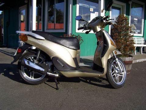 2008 Diamo TORINO 150 for sale in Port Townsend, WA