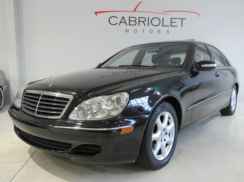 2005 mercedes benz s class for sale in savannah ga