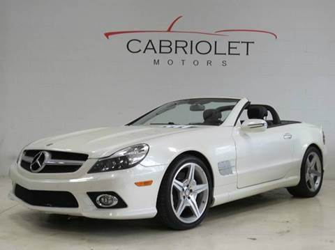 2011 Mercedes-Benz SL-Class for sale in Morrisville, NC