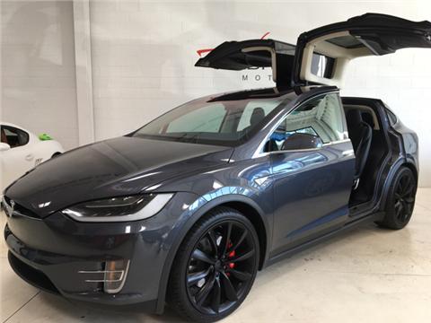 2016 Tesla Model X for sale in Morrisville, NC