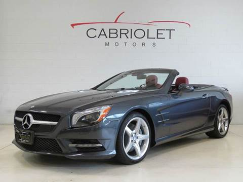 2013 Mercedes-Benz SL-Class for sale in Morrisville, NC
