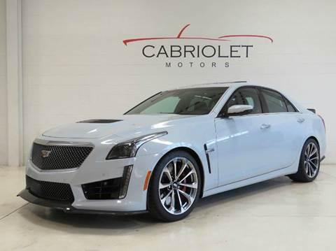 Cadillac cts v for sale - Cadillac cts v glacier metallic edition ...