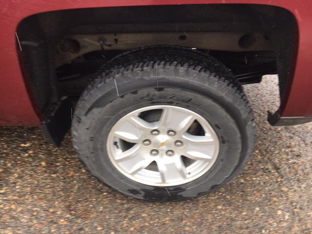 2014 Chevrolet Silverado 1500 4x2 LT 4dr Crew Cab 5.8 ft. SB - Des Moines IA