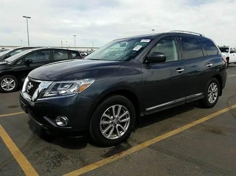 2014 Nissan Pathfinder for sale in Woods Cross, UT