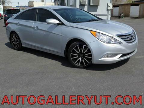 2012 Hyundai Sonata for sale in Woods Cross, UT