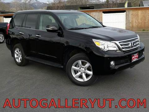 2010 Lexus GX 460 for sale in Woods Cross, UT
