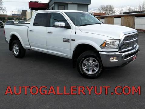 2013 RAM Ram Pickup 2500 for sale in Woods Cross, UT