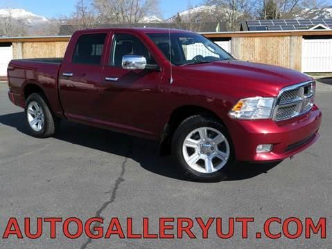 2012 RAM Ram Pickup 1500 for sale in Woods Cross, UT