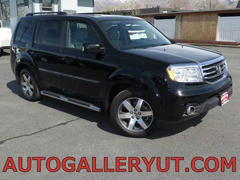 2013 Honda Pilot for sale in Woods Cross, UT