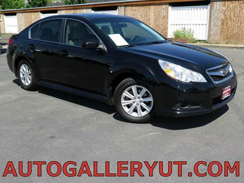 2012 Subaru Legacy for sale in Woods Cross, UT