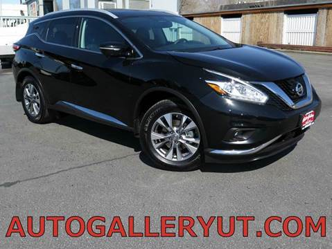 2015 Nissan Murano for sale in Woods Cross, UT