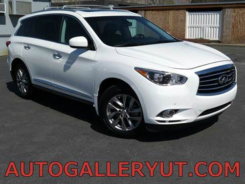 2014 Infiniti QX60 for sale in Woods Cross, UT