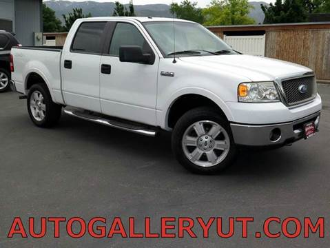 2007 Ford F-150 for sale in Woods Cross, UT