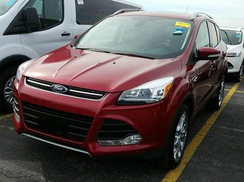 2015 Ford Escape for sale in Woods Cross, UT