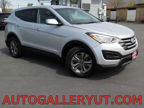 2015 Hyundai Santa Fe Sport for sale in Woods Cross, UT