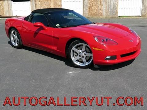 2006 chevrolet corvette for sale. Black Bedroom Furniture Sets. Home Design Ideas