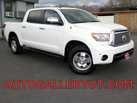 2013 Toyota Tundra for sale in Woods Cross, UT
