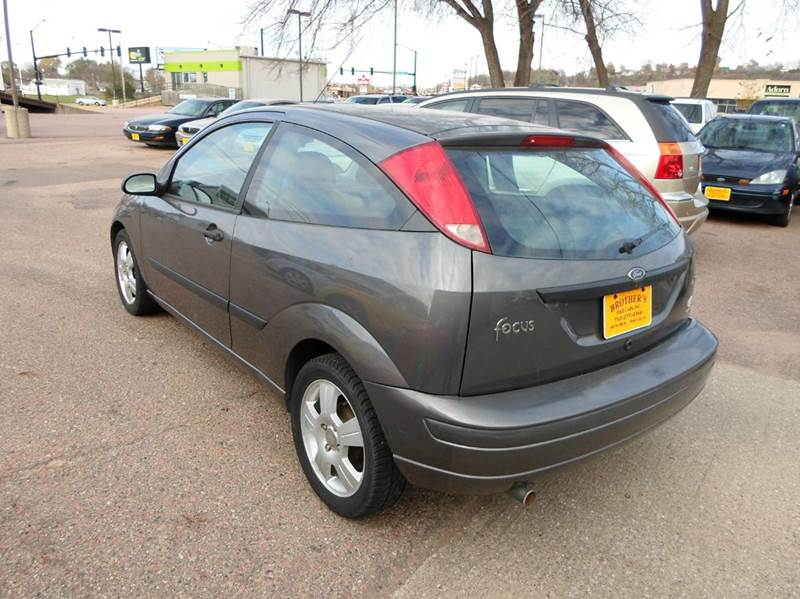 2003 ford focus zx3 2dr hatchback in sioux city ia. Black Bedroom Furniture Sets. Home Design Ideas