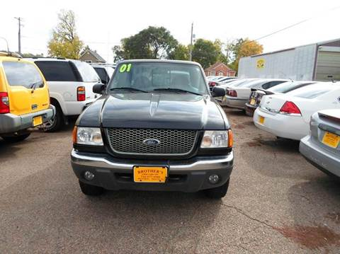 2001 Ford Ranger for sale in Sioux City, IA