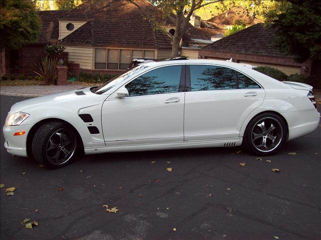 Used 2008 mercedes benz s class for sale for Mercedes benz lease return