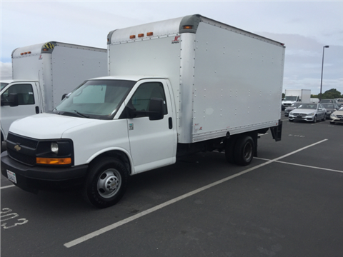 2012 Chevrolet G3500 for sale in Livermore, CA