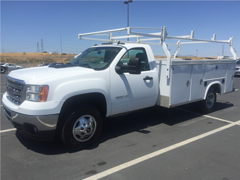 2013 GMC Sierra 3500HD for sale in Livermore, CA